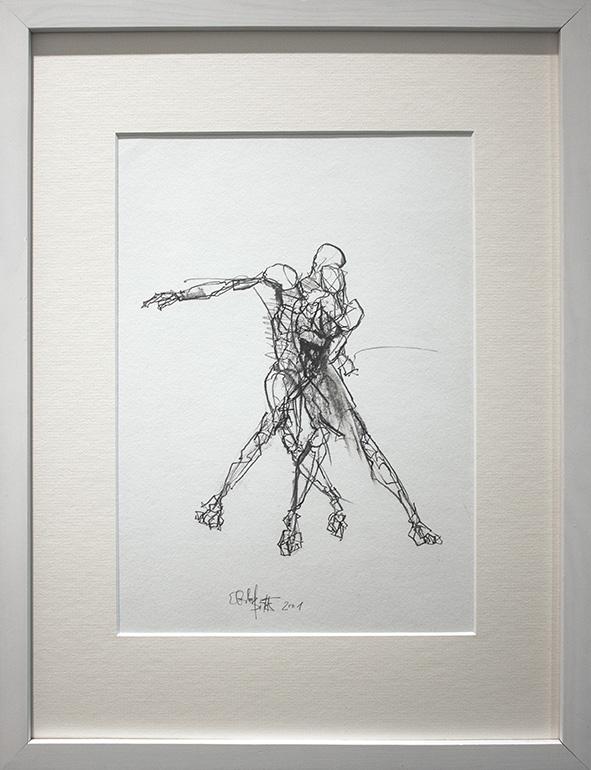 Bitter, E. · Zeichnung 2001