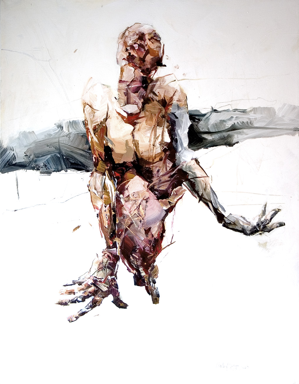 Bitter, E. · Zeichnung 2007