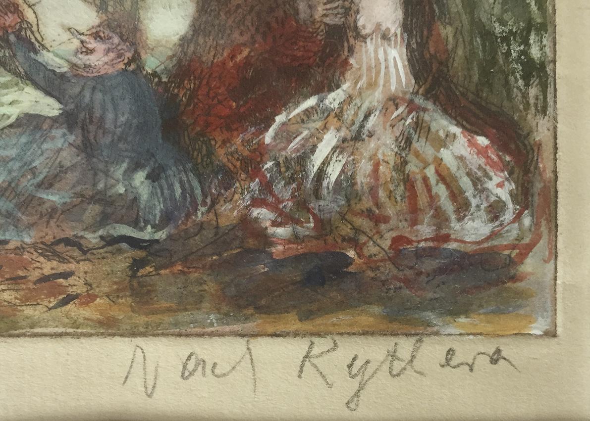 Lehmann, W. · Nach Kythera
